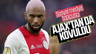 Ryan Babel'in Hollanda rüyası sona erdi