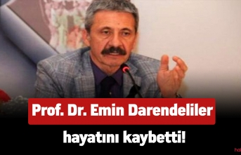 Prof. Dr. Emin Darendeliler kalp krizi geçirdi! hayatını kaybetti